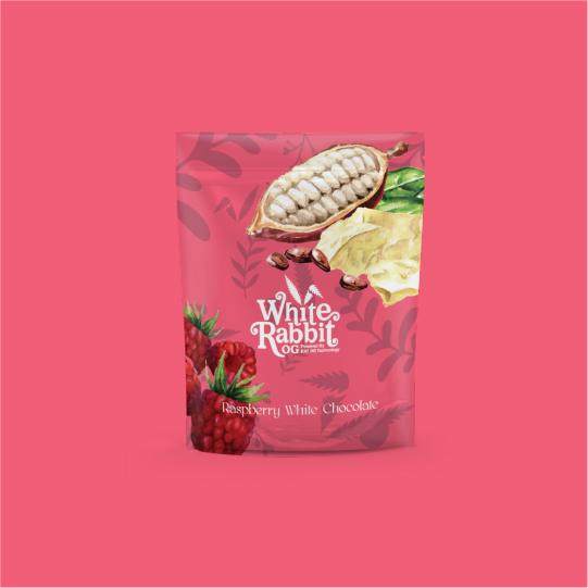 White Chocolate bag